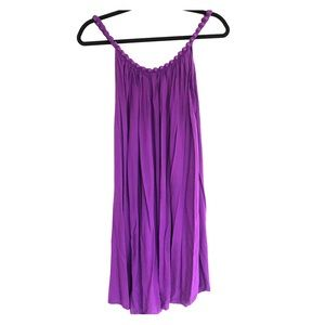 Dresses & Skirts - Boho Chic Flowy Purple Dress